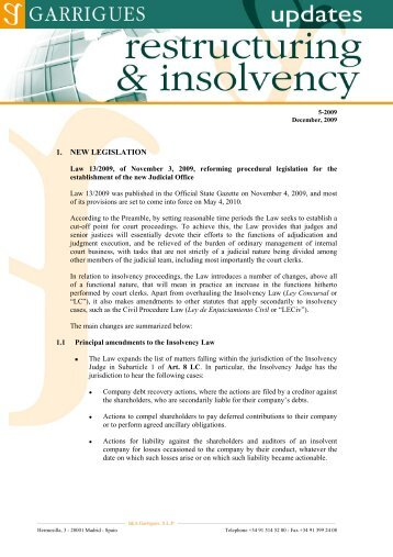 UNCITRAL practice guide on cross-border insolvency ...