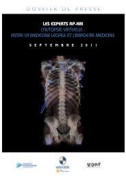Autopsie virtuelle : entre la médecine légale et l ... - CHU Marseille