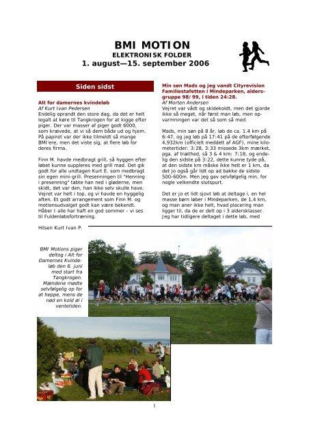 aug/sept - Beder-Malling Idrætsforening