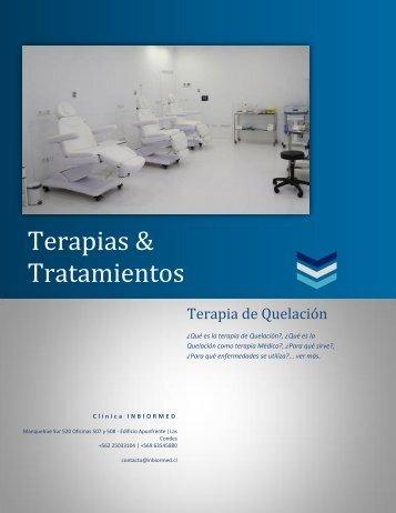 Terapias & Tratamientos