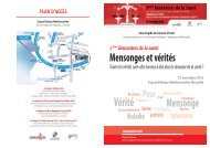 Programme - CHU Marseille