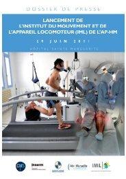 Dossier de presse IML (document pdf) - CHU Marseille
