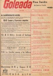 La Goleada del 29 de marzo de 1954