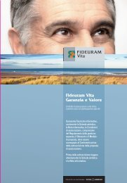Edizione 2011_01 - Fideuram Vita