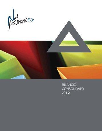 BILANCIO CONSOLIDATO 2012 - Net Insurance SpA