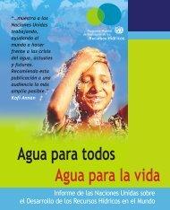 Informe de las Naciones Unidas.pdf - ATL el portal del agua desde ...