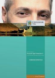 Financial Age Protection 3 - Fideuram Vita