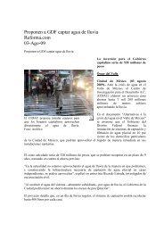 7 Proponen a GDF captar agua de lluvia.pdf - ATL el portal del agua ...
