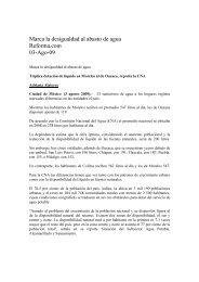 4 Marca la desigualdad al abasto de agua.pdf - ATL el portal del ...