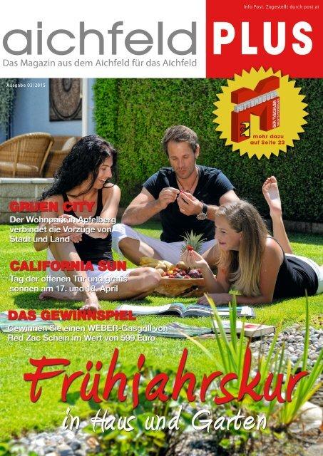 Aichfeld Plus Magazin April 2015