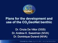 GeoNet Benthic Chamber lander - CO2Geonet