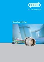 Die Produkte Antriebs- und Steuerleitungen - Hummel AG