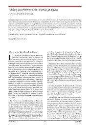 Análisis del problema de la vivienda en España - extoikos
