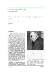 John Maynard Keynes (I): Genio y gura - extoikos