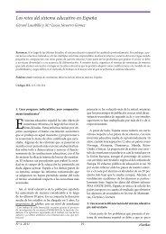 Los retos del sistema educativo en España - extoikos