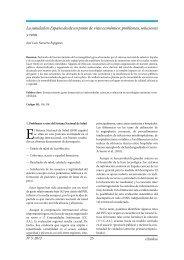 La sanidad en España desde un punto de vista económico - extoikos
