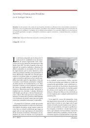 Economía y Finanzas para Periodistas - extoikos