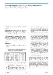 Principales hitos normativos del cuarto trimestre de 2010 - extoikos