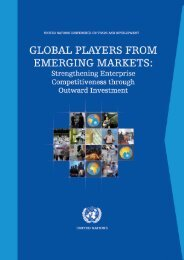 Global Players from Emerging Markets: Strengthening ... - Unctad