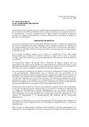 Código de Procedimientos Administrativos del Estado de México