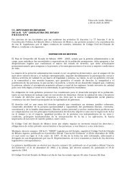 Código Civil del Estado de México - Ipomex