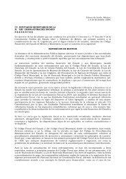 Código Financiero del Estado de México - OPDAPAS Metepec