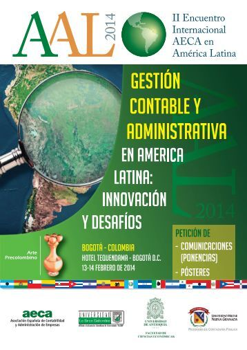 II Encuentro Internacional AECA en América Latina - AAL 2014