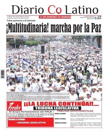 Edición 26 de Marzo de 2015