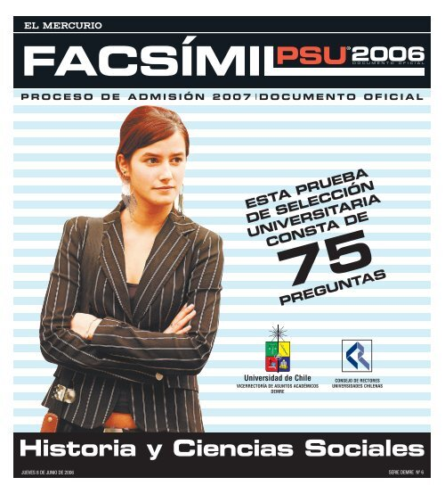 Historia y Ciencias Sociales - Demre