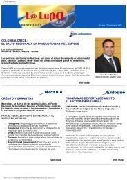 La Lupa Empresarial - Bancoldex