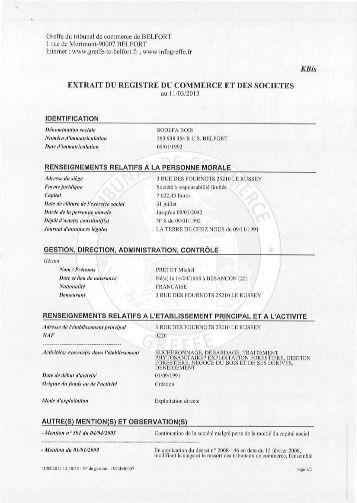 Sa greffe du tribunal de commerce de caen - Greffe du tribunal de commerce de bobigny ...