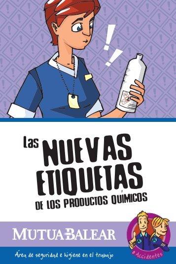 Area de seguridad e higiene en el trabajo - Mutua Balear