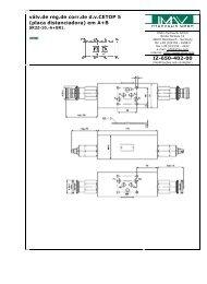 Versão da impressão - IMAV-Hydraulik GmbH