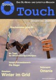 Ausgabe 12/2008 - Drachenreise