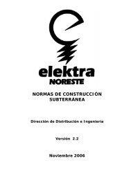 (Normas de Construcción Subterránea_ver.2.2).pdf - ENSA