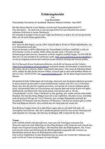 Erfahrungsbericht - GOzealand