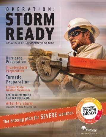 Operation Storm Ready Booklet