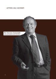 scarica la lettera - Finmeccanica - Bilancio Consolidato 2010