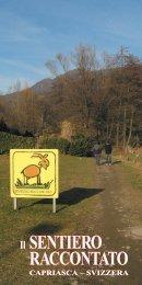 Sentiero Raccontato - Lugano Turismo