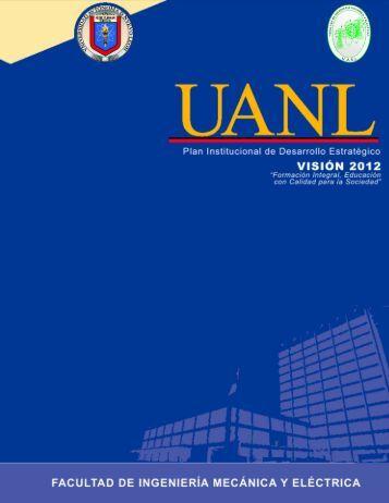 Visión 2012 - Facultad de Ingeniería Mecánica y Eléctrica