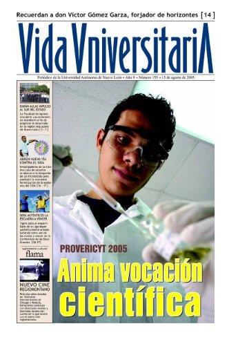 Así - Universidad Autónoma de Nuevo León