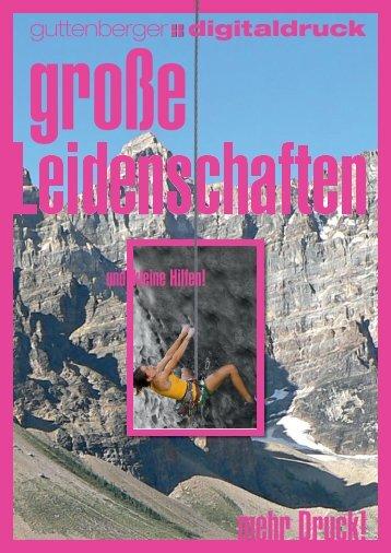 PDF download - guttenberger digitaldruck