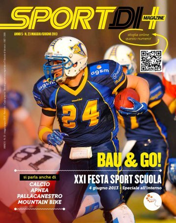 sportdipiu' n° 23 - Sportdipiù magazine Verona