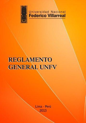 3.- Reglamento General de la Universidad