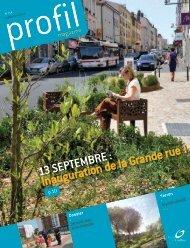 Profil de septembre 2013 - Ville d'Oullins