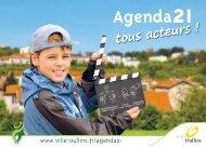 Téléchargez l'Agenda 21 de la Ville d'Oullins