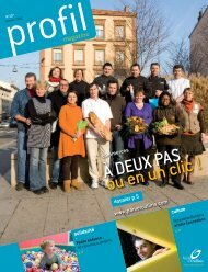 Profil de février 2012 - Ville d'Oullins