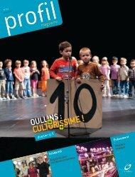 Profil de juin 2013 - Ville d'Oullins