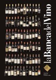 Newsletter numero 2 Settembre 2004 - La Banca del Vino