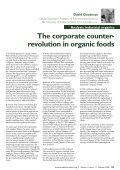 bulletin of the council bulletin of the council - Food Ethics Council - Page 5